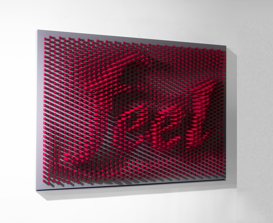 <p>Feel (Red), 2017&#160;</p>