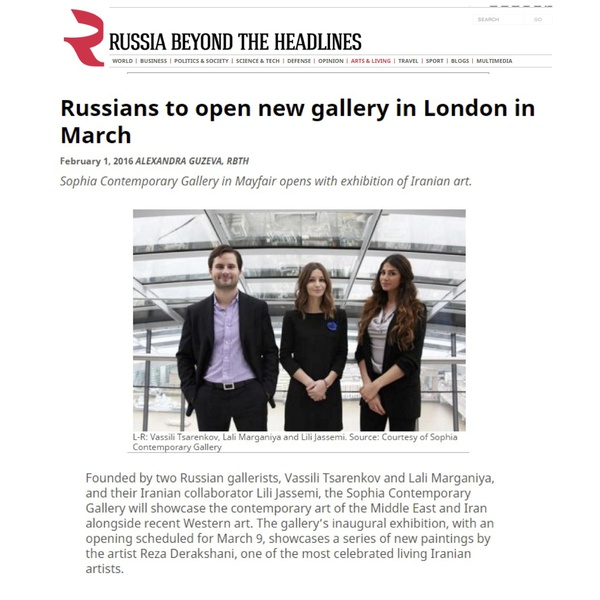 Russia Beyond the Headlines