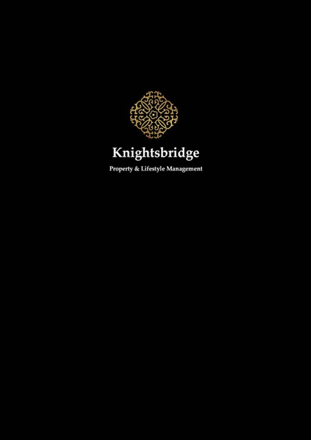 Knightsbridge- Property & Lifestyle Management